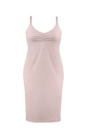 Voedingsjurk Poeder Roze Easy Dress